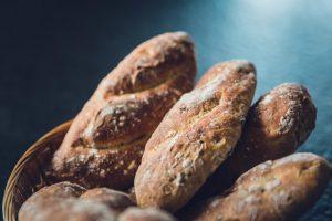 pan en la dieta