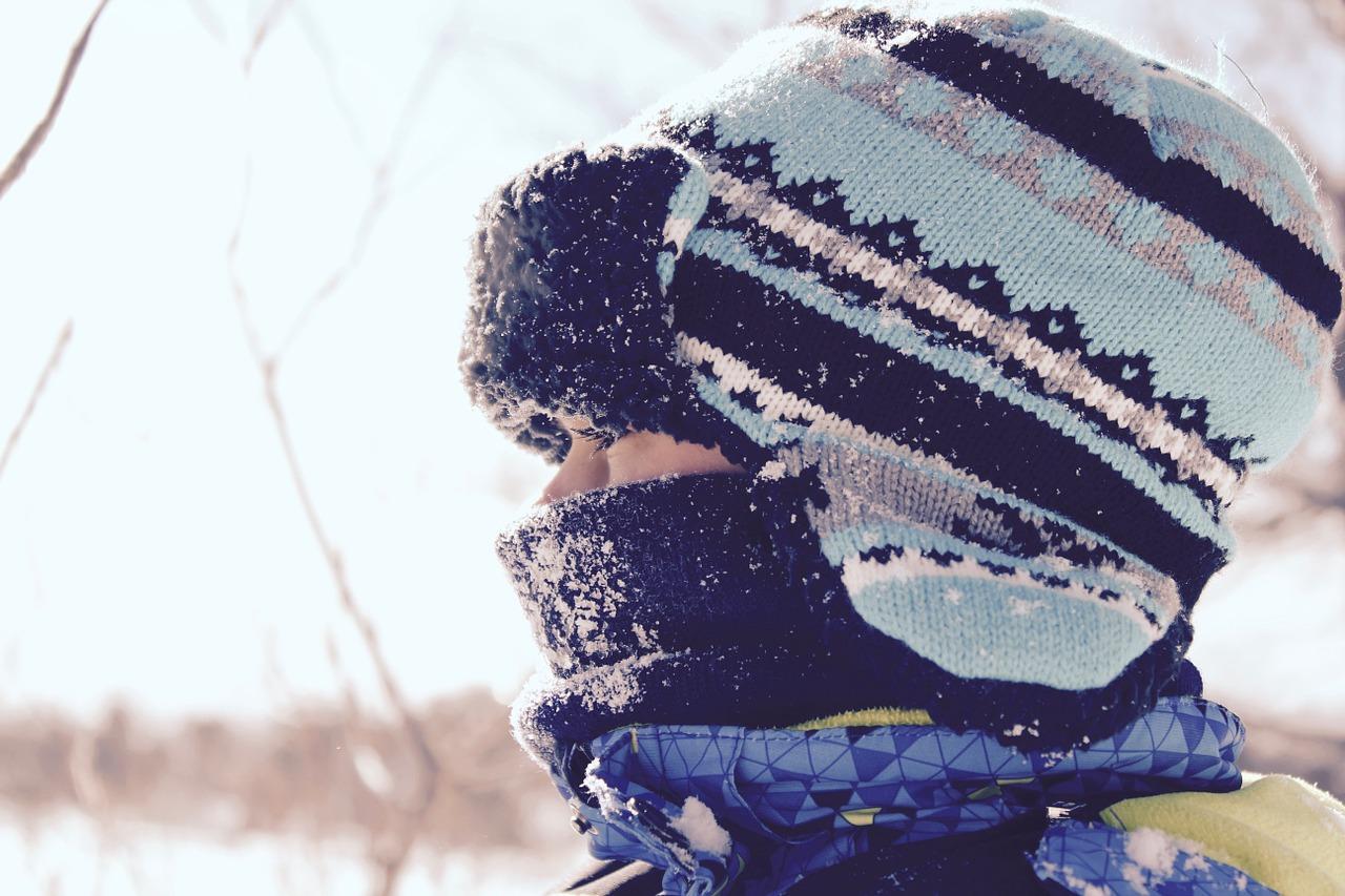 cuidado piel frio