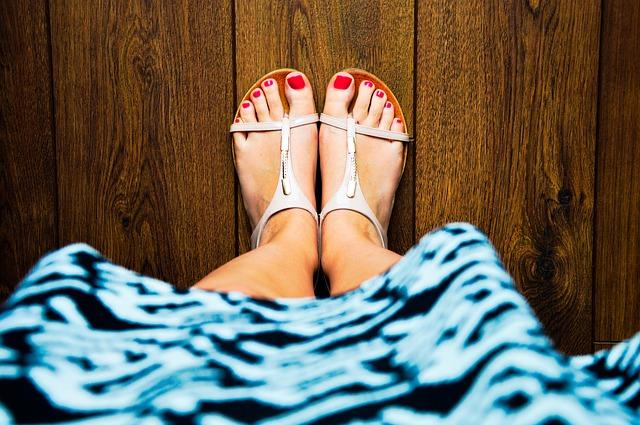 tratamientos estéticos pies