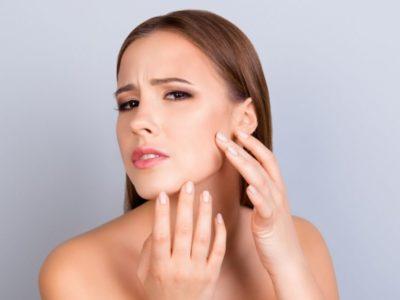 problemas en la piel